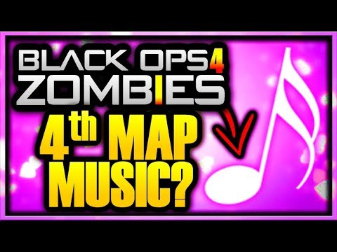 Black Ops 4 Zombies 4th Map LEAKED MUSIC?! Easter Egg Song? (Black Ops 4 Zombies Music Leaked / Menu