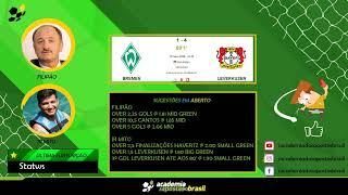 Acompanhamento Ao Vivo BUNDESLIGA: Werder Bremen vs Bayer Leverkusen