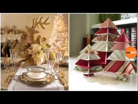 Country Christmas Decorating Ideas - Handmade Christmas Decorations