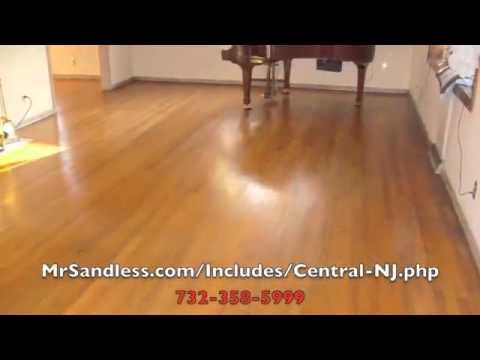 wood floor refinishing Hillsborough, NJ