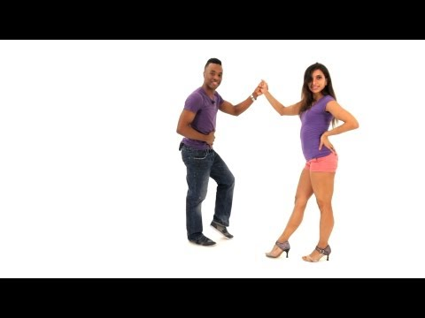 Advanced Footwork with a Partner | Bachata Dance