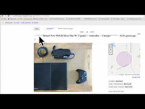 Craigslist Scammers Explained