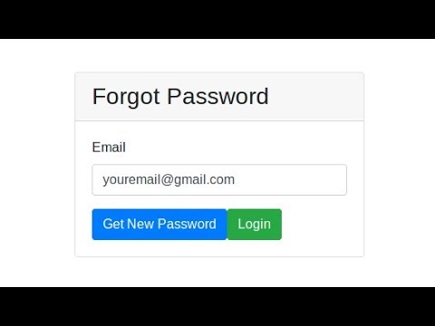Reset Password with CakePHP [Part 11]