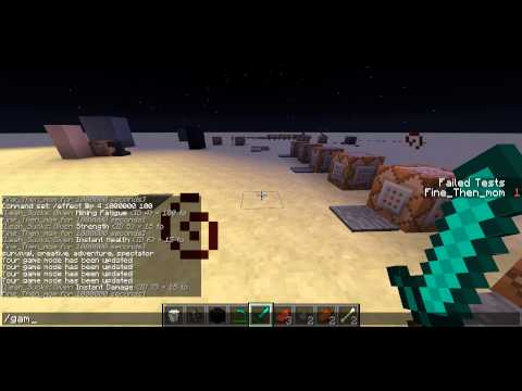 How To get potion effects level 100+ minecraft 1.8