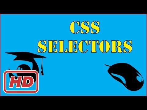 [Javascript Tutorial] css selectors tutorial ( by element , class id ) - HTML5