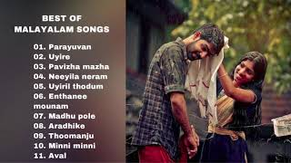 Best of Malayalam Romantic SongsMalayalam Love Songs collectionromantic malayalam songട 2020