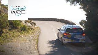 Junior WRC - Corsica linea - Tour de Corse 2019: Event Highlights