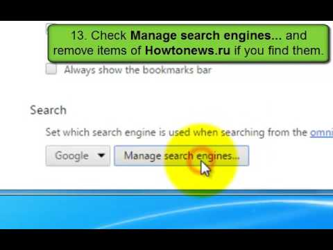 Howtonews.ru-How to Remove Howtonews.ru Browser Hijacker
