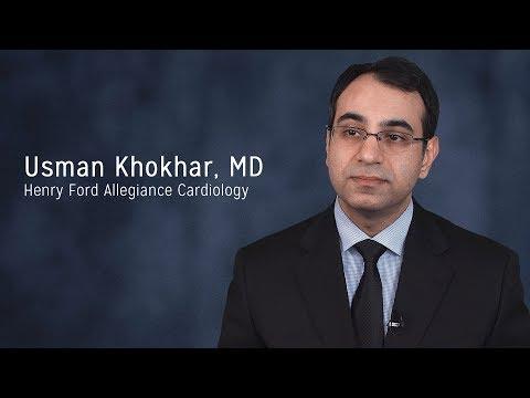 Usman Khokhar, MD - Interventional Cardiologist, Henry Ford Allegiance Health