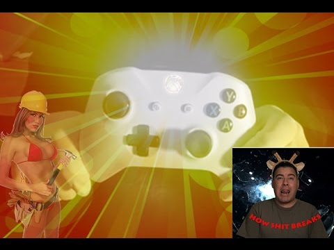 How to change your LED color on Xbox 1's controller. full video.