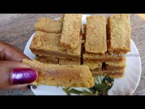 Mysore pak recipe in kannada/home made mysore pak/deepavali sweet/traditional mysore pak recipes