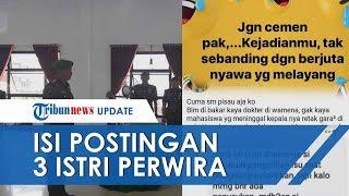 3 Unggahan Istri Perwira yang Buat Anggota TNI Dicopot dari Jabatannya, Semuanya Menyoal Wiranto