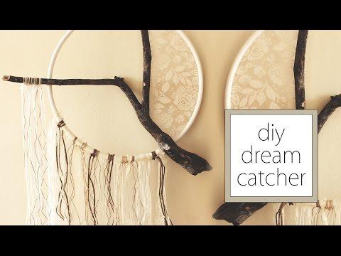 DIY Giant Boho Dreamcatcher   jferlovesfashion