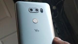 LG V30 1 Month Later