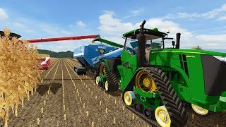 FARMING SIMULATOR 2017 FS17 FS19 THE SQUAD FARMS JOHN DEERE MODS