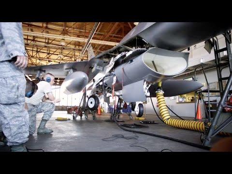 U.S. Air Force: Tactical Aircraft Maintenance