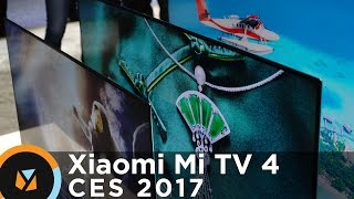 Xiaomi Mi TV 4: Up close