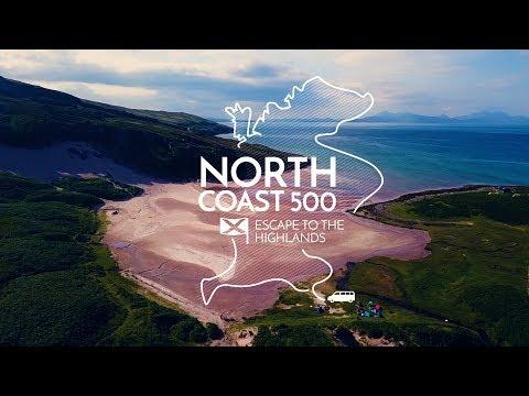 North Coast 500   Escape To The Highlands   Scotland's Route 66