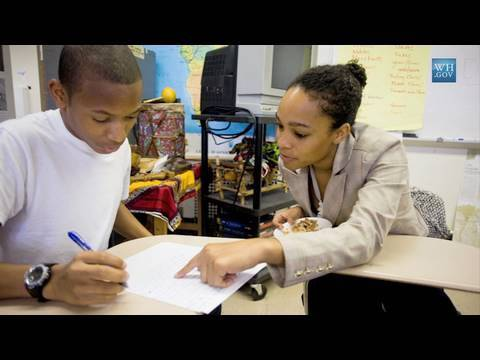 White House Internship Service Project