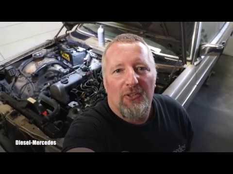 Mercedes W123 Coolant Leak