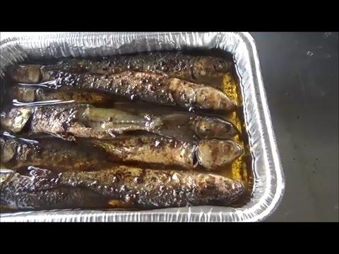 How to Smoke Small Fish  Lost Skills
