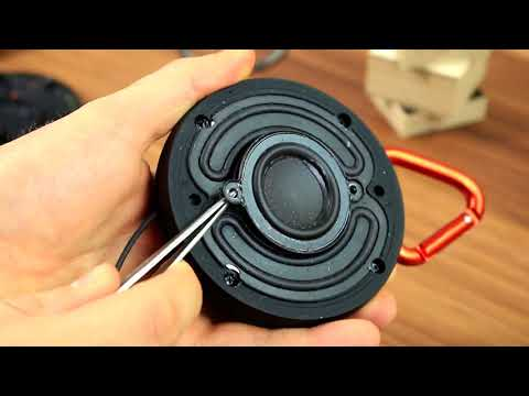 Look inside JBL Clip 2 Waterproof Speaker - What's Inside?