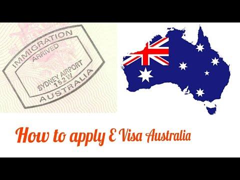 घर बैठे ऑस्ट्रेलिया का वीजा कैसे लें How To apply Australia visa
