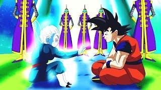 Dragon Ball Super- The Great Priest Kills Himself- Theory