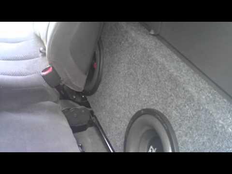 Chevy Crew Cab Speaker Box Non-HD 2000-2006