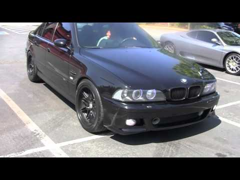 2001 BMW M5 E39  ONE OF A KIND 500 WHEEL HP for Sale