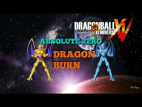 Dragon Ball Xenoverse- How to get Absolute Zero and Dragon Burn