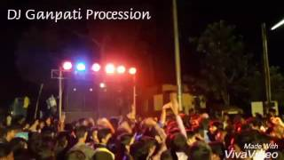 Ganapati Visarjan || Procession ||ghatshila jharkhand ||HD