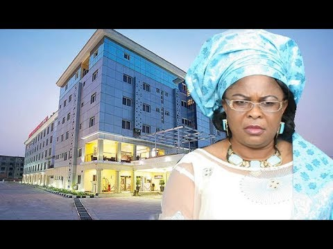 FCT Abuja Demolishes Patience Jonathan's Plaza