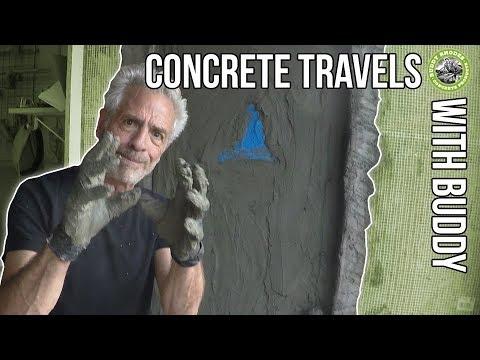 Concrete Travels  with Buddy - Episode 10 - Plan B Makers Workshop, Phoenix