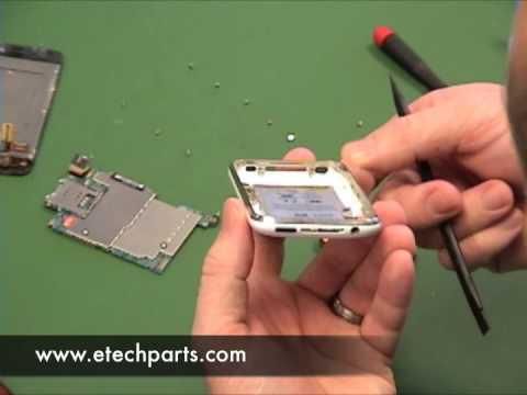iPhone 3GS Power Port Repair