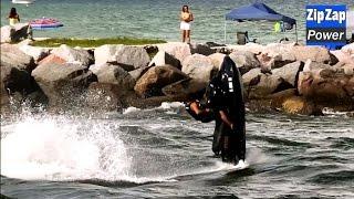 Haulover jet ski Compilation