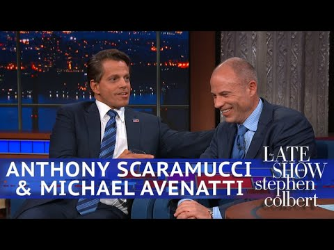 Anthony Scaramucci & Michael Avenatti Predict Trump's Fate
