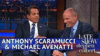 Anthony Scaramucci & Michael Avenatti Predict Trump