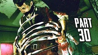 The Evil Within Walkthrough Gameplay Part 30 - Casualties (PS4)