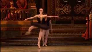 ca75c22244 Gillian Murphy Swan Lake Black Swan amazing pirouettes
