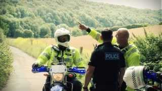Officers using off-road bikes respond to ASB concerns in Dover