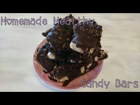 Healthy Candy Bars