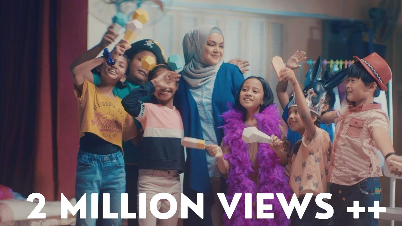 Download Dato' Sri Siti Nurhaliza - Terang (Official Music Video) MP3 Gratis