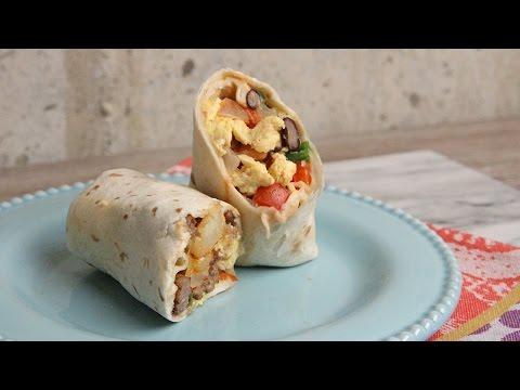 Breakfast Burritos | Episode 1131