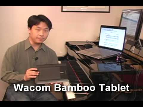 Teaching Webcam Music Lessons with Skype and MusicReader