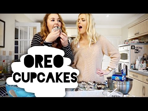 Best Oreo Cupcakes Ever!! | Shelly Coco