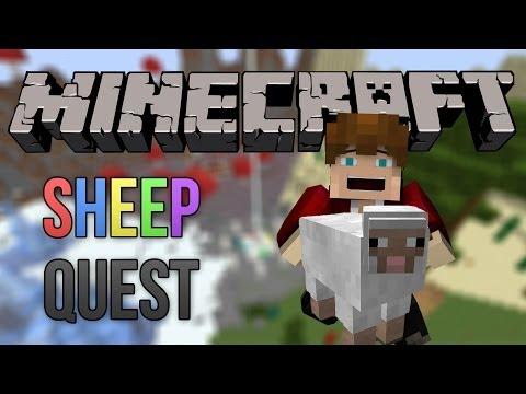 Minecraft Mini-Game: Sheep Quest: