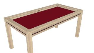 Geekenson DENIS - affordable gaming table