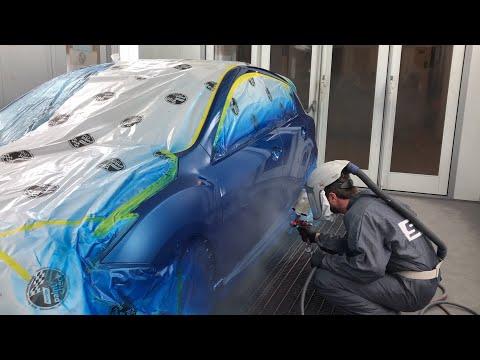 Why Do Automotive Paint Shops  Blend Color?