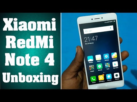 Xiaomi Redmi Note 4 | Unboxing | Hands On! | YES TAMIL